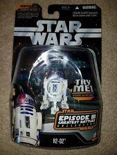 STAR WARS SAGA: EPISODE III GREATEST BATTLES: R2-D2 10 of 14