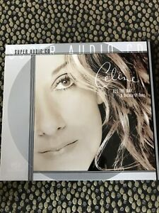 Celine Dion -  All the Way  A decade in song SACD - Numbered 570 multichannel Cd
