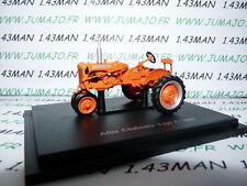 Tracteur 1/43 universal Hobbies n° 135 ALLIS CHALMERS Type C 1947