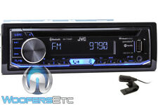 JVC KD-T700BT CD MP3 AUX USB BLUETOOTH 13 BAND EQUALIZER 200W AMP CAR STEREO NEW