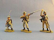 CONTE COLLECTIBLES American Civil War #ACW57099 - Soldats sudistes ligne de tir