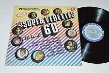LES SUPER VEDETTES ANNEES '60 LP 1976 K-Tel 1960s Quebec Pop PARY PAGLIARO RENO+