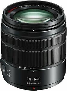 Panasonic 14-140mm f3.5-5.6 II G Vario ASPH Power OIS Micro Four Thirds Lens