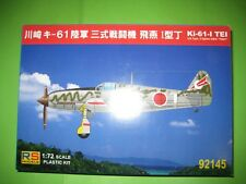 KAWASAKI KI-61 I - TEI (HIEN) BY RS MODEL 1/72 - REF.92145