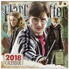 Harry Potter (Poster Gratuit) Official Calendar 2018