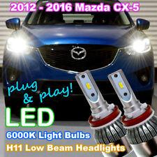 mazda 5 2012 headlight bulb