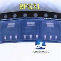 5pcs BFG31 TRANS PNP 10V 5GHZ SOT223 new