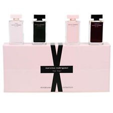 Narciso Rodriguez For Her Gift Set 4 x 7.5ml EDT + EDP