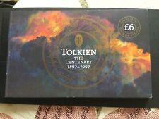 1992 DX14- Tolkien Royal Mail Prestige Stamp Book