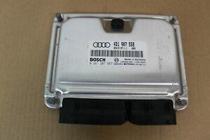 Motor Steuergerät Audi RS6 4.2 V8 Biturbo BCY 4D1907558 Engine Control Unit