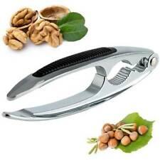 Nutcracker Chestnut Clip Nut Cracker Sheller Walnut Pliers Metal Opener Tool