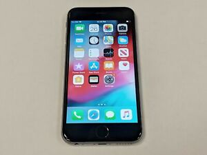 Apple iPhone 6S A1633 128GB AT&T Wireless Space Gray Smartphone *Tested*
