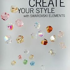 Genuine Swarovski® Crystal HELIX #5020 Beads - Choose Color, Size, and Pack Amt.