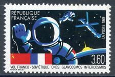 STAMP / TIMBRE FRANCE NEUF N° 2571 ** COSMOS ESPACE / VOL FRANCO-SOVIETIQUE