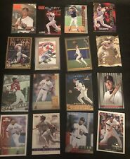 Lot of 50 Boston Red Sox Baseball Cards