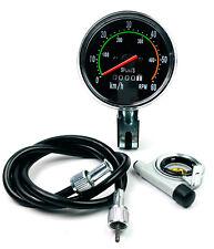 Fahrrad  Mechanischs Tachometer Analog Kilometerzähler Hardware Speed Meter