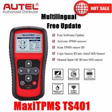 Autel MaxiTPMS TS401 Scanner Automotive Tools Diagnostic Snap On Tire Sensor US