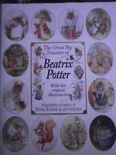 The Great Big Treasury Of Beatrix Potter 1992 HB DJ