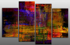 LARGE CANVAS ABSTRACT WALL ART PICTURE SPLIT PANEL 40""