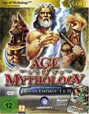 Age of Mythology Gold Edition Hauptspiel + Titans Erweiterung  PC Deutsch neuw.