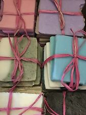 Try me size soap bars pick any 10 Natural Handmade homemade soap shampoo bars
