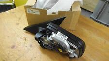 BMW E60 LCI & E61 LCI DOOR MIRROR HEATED WITH MEMORY GENUINE NEW 51167189593