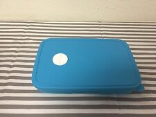 Tupperware Freezer Mates w/ Date Dial Blue 2 1/4 Cups New
