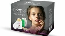 Hive Brow Eyebrows Face Waxing Kit HOB5959 Professional Wax Heater Warmer