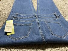 NWT COLDWATER CREEK CLASSIC FIT STRAIGHT LEG NEW DESIGNER WOMENS SIZE 6