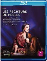LES PECHEURS DE PERLES (DIE PERLENFISCHER) - BIZET,GEORGES   BLU-RAY NEW+