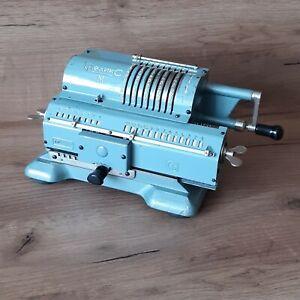 Vintage Soviet Mechanical Calculator Arithmometer Felix Adding Machine USSR 1970
