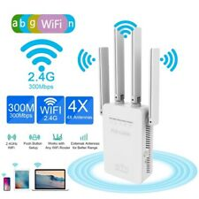 Dual Band WIFI Repeater 2.4G 1200Mbps Router Wireless Range Extender Booster