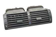 Used BMW E39 540i M5  Dashboard Air Vent Grille Center SCHWARZ  64228364021
