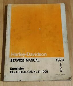 Parts Accessories 1986 2003 Harley Xl Xlh Sportster Clymer Repair Service Workshop Manual M4295 Automotive Tuttifrutti Mu