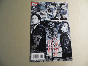 X-Files #8 (Topps 1995) Free Domestic Shipping