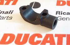 Ducati Brembo master cylinder handlebar clamp 10mm mirror mount 32mm center FBLK