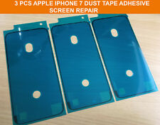 3 x OEM Original Strong Dust Tape Sticker Adhesive Strip Screen Repair iPhone 7