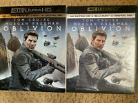 Oblivion (4K UHD + Bluray) No digital
