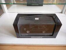 Minichamps Volvo S40 2003 in Black on 1:43 in Box
