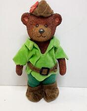 Russ Berry Robin Hood Dressed Bear Figurine