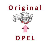 X18XE, X20XEV original Opel Dichtung Drosselklappe an Ansaugbrücke