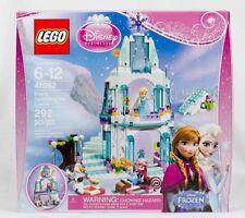 NEW LEGO Disney Frozen Princess Elsa & Anna's Parkling Ice Castle #41062