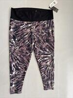 Adidas Women Plus Size Athletic Pants Leggings NEW NWT 2XL $65