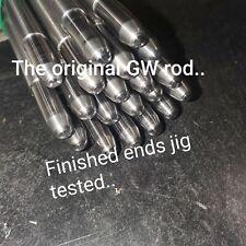 M8 Clutch Pushrod for stopping fluid transfer The original Greg Williams fat rod