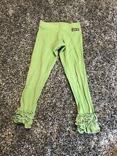 Matilda Jane Size 6 Little Girl Ruffle Pants
