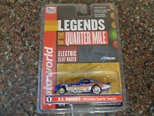 Chase Auto World Sc342-1 4gear US Marines 1974 Grand Am HO Electric Slot Car