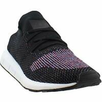 adidas Swift Run Primeknit Men's Shoes Core Black/Grey cq2894 (10.5 D(M) US)