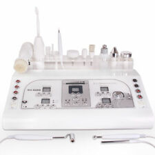 8in1 multifunctional Diamond Microdermabrasion Machine Ultrasonic,Galvanic