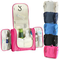 Hanging Travel Makeup Toiletry Bag Waterproof Organizer Pouch Wash Storage Bag