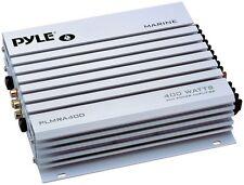 Pyle PLMRA400 Amplifier Marine 4 Chann.